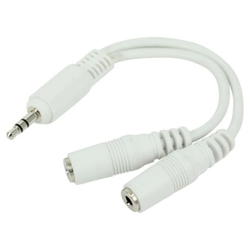Tesco Headphone Splitter Cable