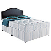Airsprung Ortho Care Deluxe Double Non Storage Divan Bed