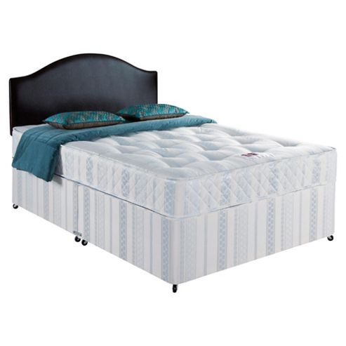 Buy Airsprung Ortho Care Deluxe Double Non Storage Divan Bed From Our All Mattresses Range Tesco