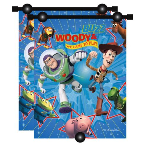 Toy Story Roller Shade - Buzz & Woody Pair