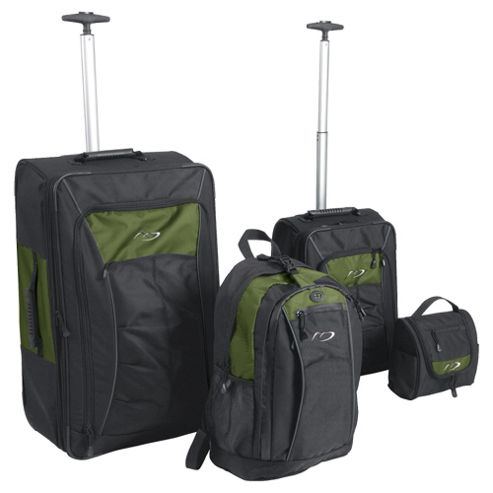 buy tesco arundel 4 piece luggage set from our luggage. Black Bedroom Furniture Sets. Home Design Ideas
