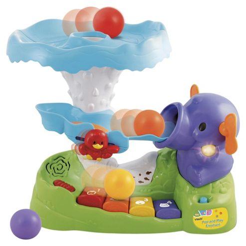 VTech Pop & Play Elephant