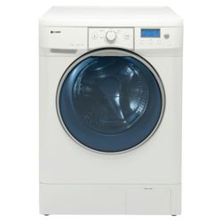 Caple WMF1020 Washing Machine, 8kg Wash Load, 1200 RPM Spin, A+ Energy Rating. White