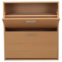 Compton Shoe Storage, Beech-Effect