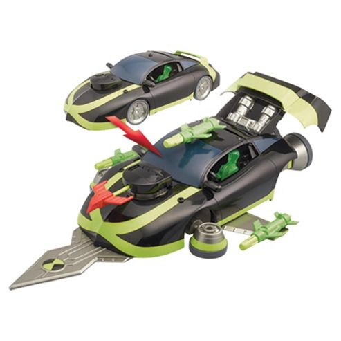 Ben 10 Ultimate Alien Ben Dx Car