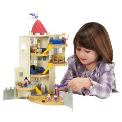 Ben & Holly's Little Kingdom Magical Castle Playset
