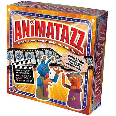 Drumond Park Animatazz Activity Set