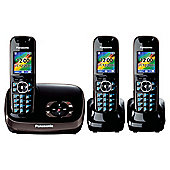 PANASONIC KX-TG8523 TRIO DECT PHONES