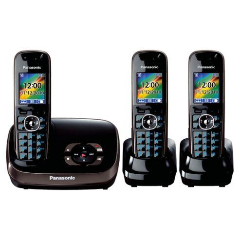 Panasonic Kx-Tg8523 Trio Dect Phones