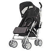 Obaby Aura Deluxe Pushchair with Grey Accessory Pack