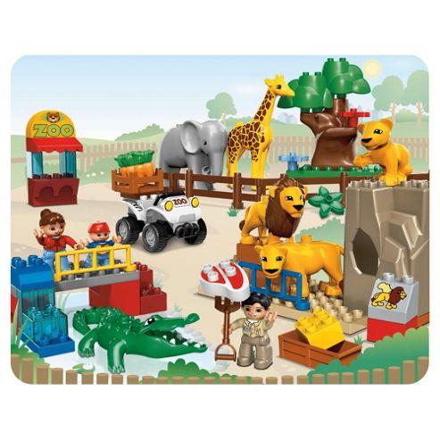 LEGO Duplo LEGOville Feeding Zoo 5634