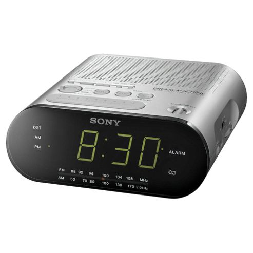 Sony ICFC218S Clock Radio
