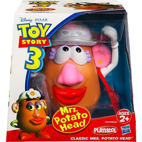 Toy Story 3 Mr or Mrs Potato Head- Assortment – Colours & Styles May Vary
