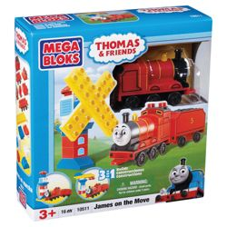 Mega Bloks Thomas & Friends Load & Go
