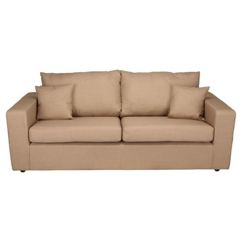 Maison Large Fabric Sofa, Linen