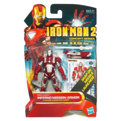 Iron Man Inferno Mission 3.75