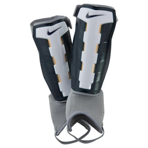 Nike Shinguard With Ankle Support, Large