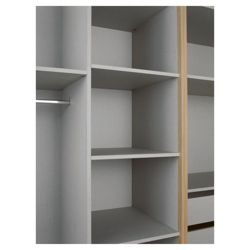 Modular 3 Pack Additional Single Shelf