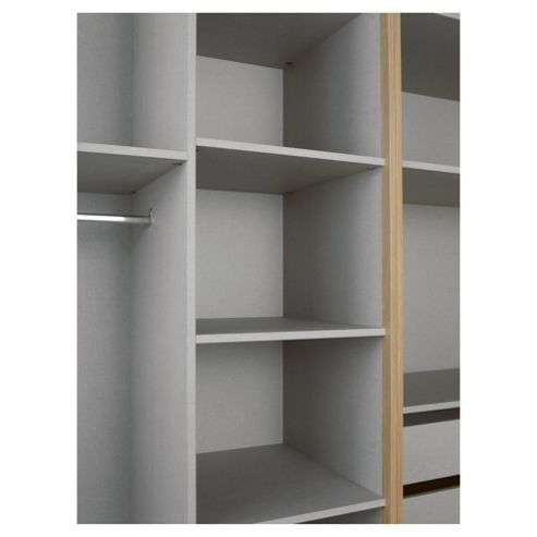 Adria 3 Pack Additional Single Shelf