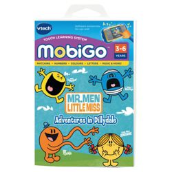 VTech Mobigo Software Mr Men & Little Miss