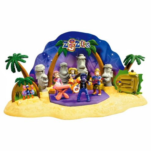 Zingzillas Big Zing Playset-Assortment ? Colours & Styles May Vary