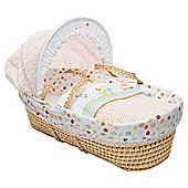 East Coast In My Garden Moses Basket
