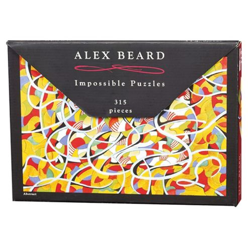 Paul Lamond Alex Beard Impossible Puzzles Abstract 315pc