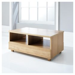 Maddox Coffee Table, Oak