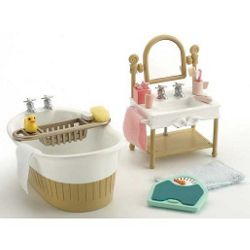 Sylvanian Families - Small Bathroom Set