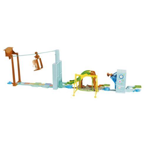 Toy Story 3 Sunnyside Breakout Action Links Stunt Set