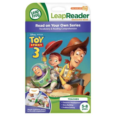 LeapFrog Leapreader Activity Storybook Disney Pixar Toy Story 3: Together Again