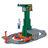 Thomas & Friends Take-n-Play Cranky at the Docks Playset