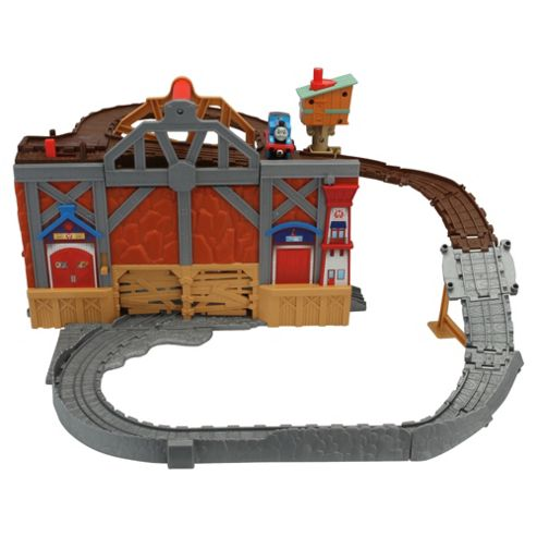 Thomas & Friends Take-n-Play Misty Island 2-in-1 Adventure Playset