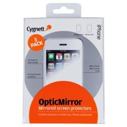 Cygnett Optimirror Screen Protectors for iPhone 3 and 3GS
