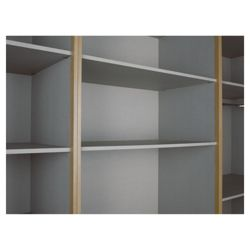 Modular Additional Double Shelf