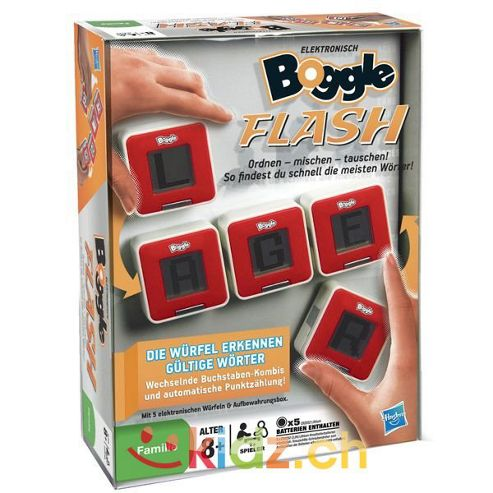 Electronic Boggle Flash - Electronic Game