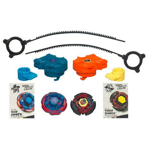 Beyblade Battle Top Face Off - Assortment – Colours & Styles May Vary