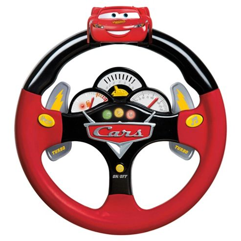 Cars Steering Wheel Lights And Sounds