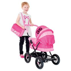 Hello Kitty Coupe Dolls Pram