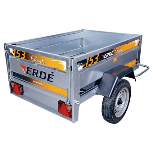Erde Classic 153.2 Trailer (supplied for self assembly)