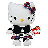 Hello Kitty Small Beanie Baby Soft Toy Assorted One Supplied