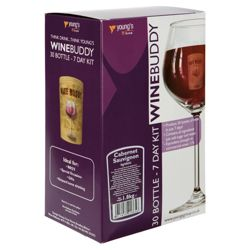 WineBuddy 30 Bottle Cabernet Sauvignon