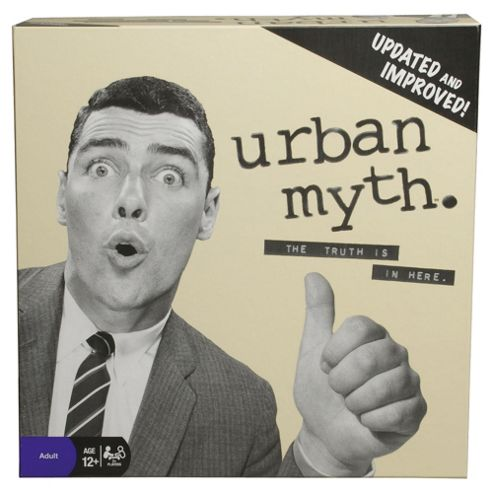 Paul Lamond Urban Myth Board Game
