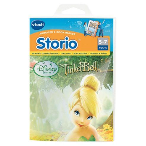 VTech Storio Disney Fairies Software