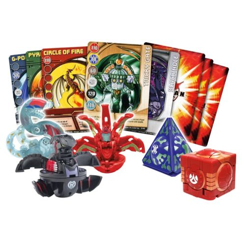 Bakugan Brawlers Game Pack- Assortment – Colours & Styles May Vary