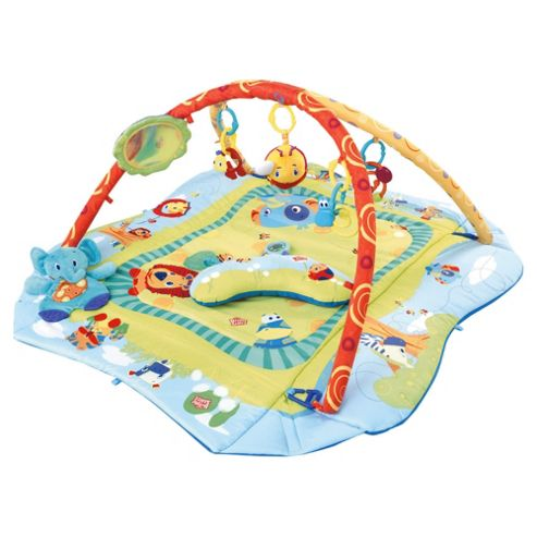 Bright Starts Play Place Deluxe Edition Activity Play Gym