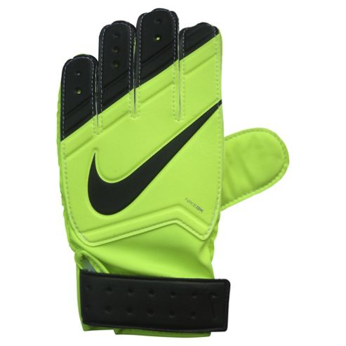 Nike GK Match Gloves Junior – Volt / Black