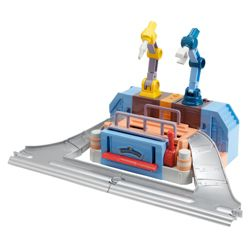 Chuggington Repair Shed Interactive Playset