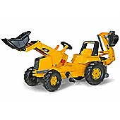 Rolly Caterpillar Tractor Loader Excavator Ride-On