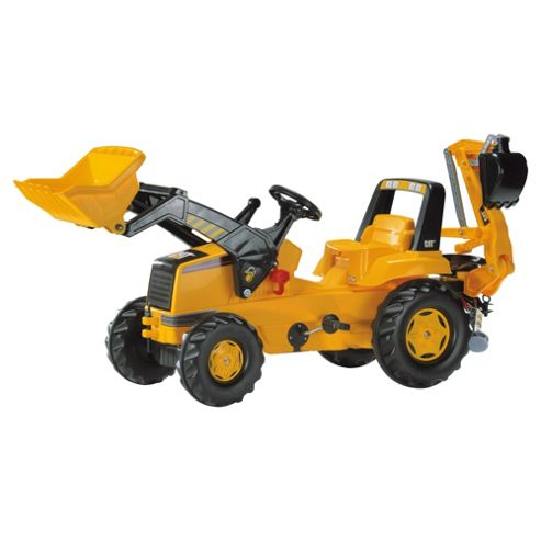 Rolly Cat Tractor Loader Excavator Ride-On